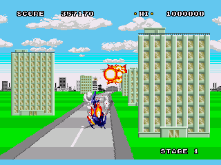 Super Thunder Blade - Screenshot 3/4