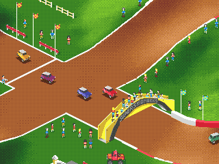 Super Skidmarks - Screenshot 4/4