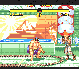Super Street Fighter II - The New Challengers - Screenshot 4/4
