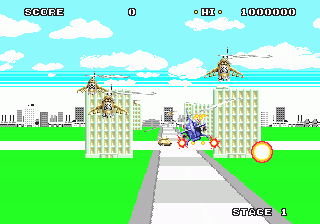 Super Thunder Blade - Screenshot 4/4