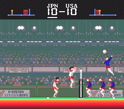 Super Volleyball - Screenshot 4/4