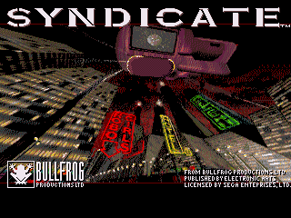 Syndicate - Screenshot 1/4