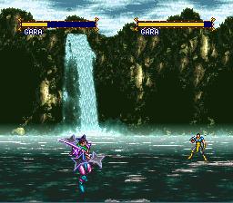 Bastard!! - Dark God of Destruction » NES Ninja