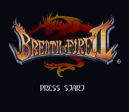Breath of Fire II - Screenshot 1/7