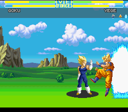 Dragon Ball Z - Super Butouden 3 - Screenshot 4/5