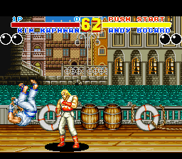 Fatal Fury 2 - Screenshot 2/7