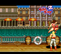 Fatal Fury 2 - Screenshot 4/7