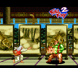 Fatal Fury 2 - Screenshot 7/7