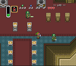 Legend of Zelda, The - A Link to the Past - Screenshot 2/8