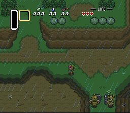 Legend of Zelda, The - A Link to the Past - Screenshot 6/8