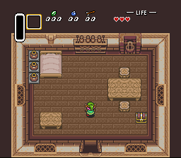 Legend of Zelda, The - A Link to the Past - Screenshot 7/8