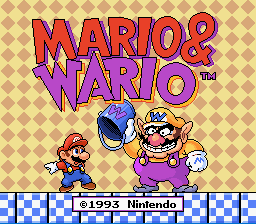 Mario & Wario - Screenshot 1/4