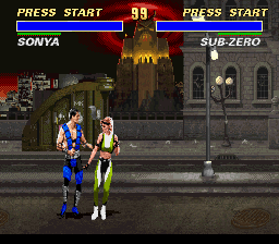 Mortal Kombat 3 - Screenshot 3/5