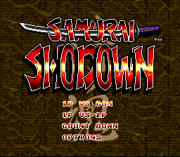 Samurai Shodown - Screenshot 1/5