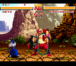 Samurai Shodown - Screenshot 4/5