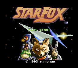 "Star Fox Super Weekend Competition  <span class=""label"">USA</span>  - Screenshot 1/2"