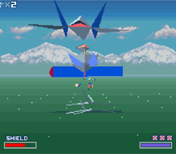 "StarWing  <span class=""label"">Germany</span> <span title=""The ROM is an exact copy of the original game; it has not had any hacks or modifications."" class=""label label-success"">Verified good dump</span>  - Screenshot 2/2"