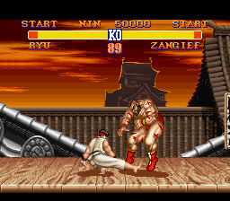 Street Fighter II - The World Warrior - Screenshot 2/6