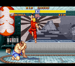 Street Fighter II - The World Warrior - Screenshot 4/6