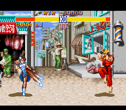 Street Fighter II - The World Warrior - Screenshot 6/6