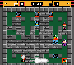Super Bomberman 2 - Screenshot 2/12