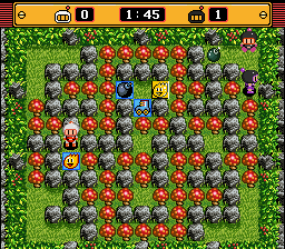 Super Bomberman 2 - Screenshot 4/12