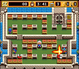 Super Bomberman 2 - Screenshot 8/12