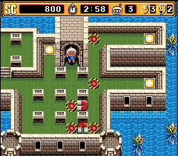 Super Bomberman 2 - Screenshot 9/12