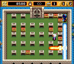 Super Bomberman 2 - Screenshot 10/12
