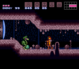 Super Metroid Justin Bailey » NES Ninja