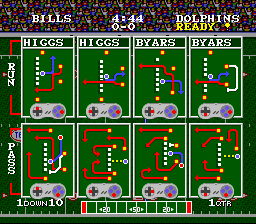 Tecmo Super Bowl - Screenshot 4/4
