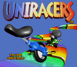 Uniracers - Screenshot 1/6