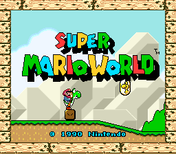 Super Mario World - Screenshot 1/3
