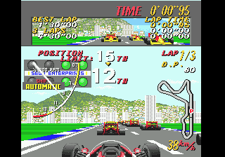 Super Monaco Grand Prix - Screenshot 4/4