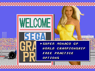 Super Monaco Grand Prix - Screenshot 2/4
