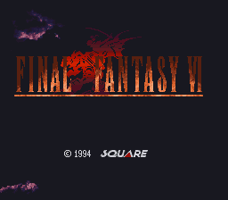 Final Fantasy VI - Screenshot 1/3