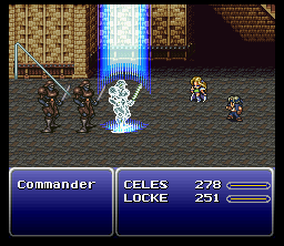 Final Fantasy VI - Screenshot 2/3